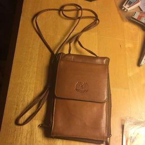 Capezio big wallet or mini crossbody bag